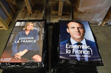 赛点之争:法国大选改写欧洲未来? _ 经济参考网