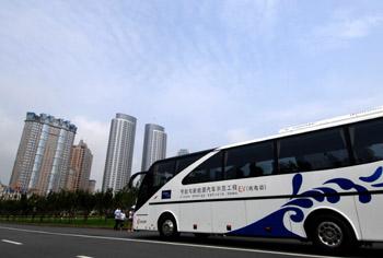 惠州比亚迪电动车电池生产基地建成并投产高清图片