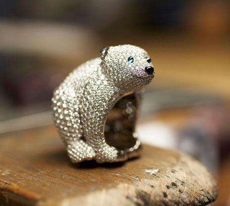 萧邦动物系列珠宝