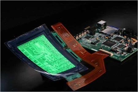 柔性显示器新技术 电子纸革命