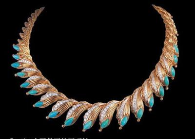 历史感卡地亚古董珠宝赏