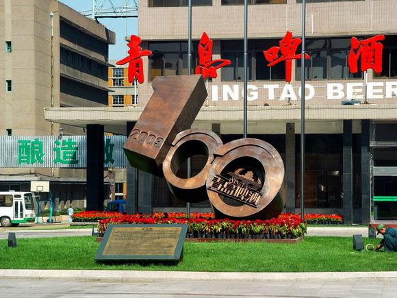 青岛啤酒的品牌价值已达805.85亿元人民币 居中国啤酒行业首位