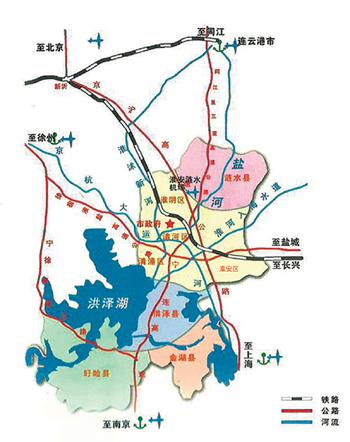 中国与世界地图