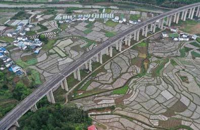 貴州余慶:壩區現代農業建設如火如荼